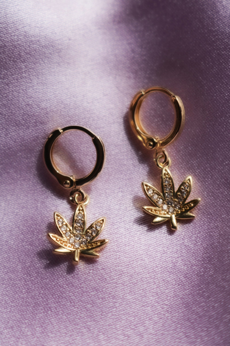 High Times Earrings - Gold Filled