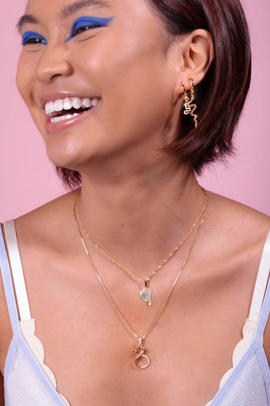 Gold Filled BFF Necklaces-Chvker Jewelry
