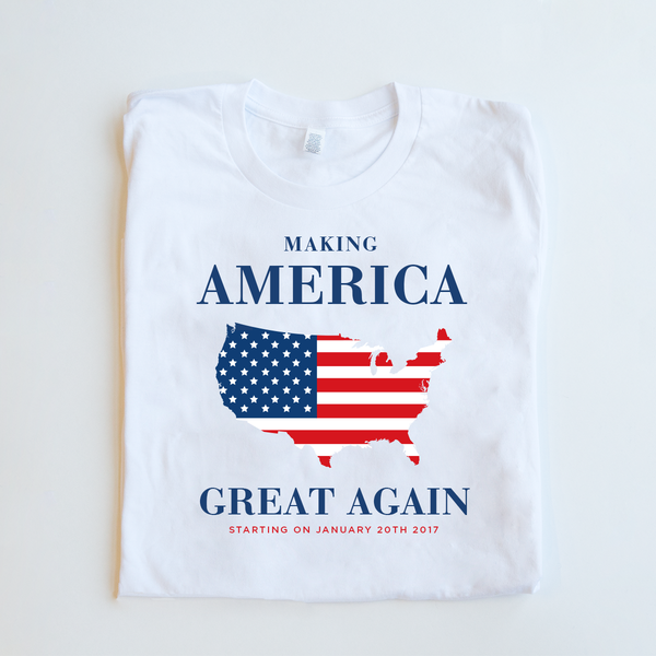 Official Making America Great Again Tee - 3XL