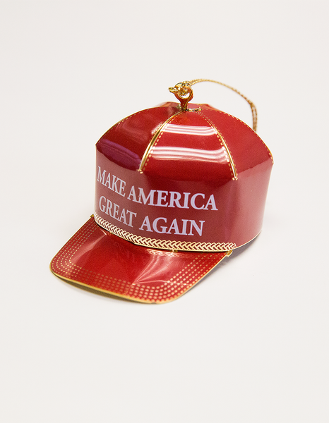 Red Cap Collectible Ornament