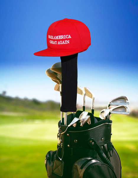 MAGA Hat Driver Cover