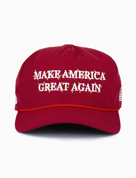 7beb62d052fff Official Merry Christmas Hat 2018 – Trump Make America Great Again Committee