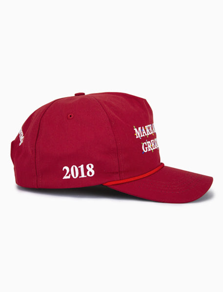 d5672e968fa67 Official Merry Christmas Hat 2018 – Trump Make America Great Again ...