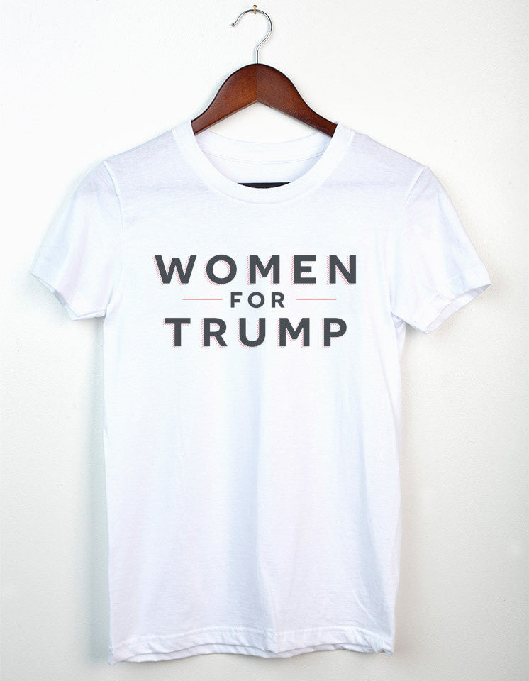 Women For Trump-white