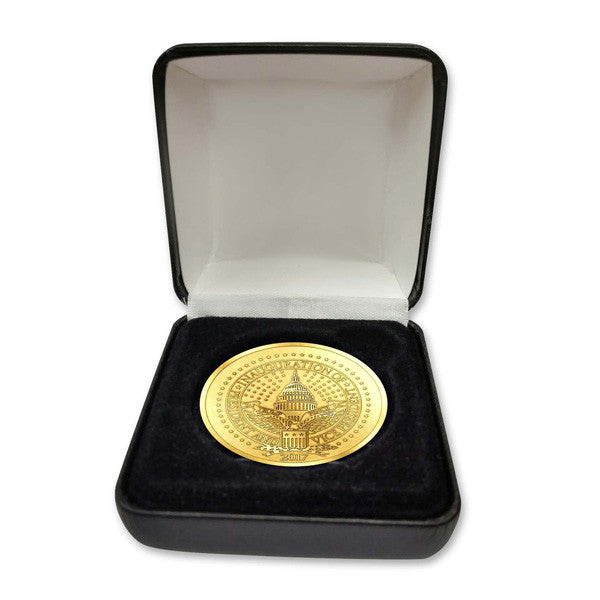 Official Inauguration Commemorative Coin