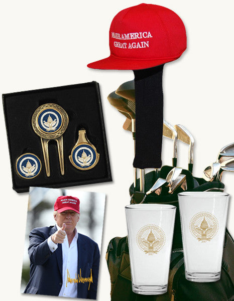 Trump Deluxe Golf Bundle