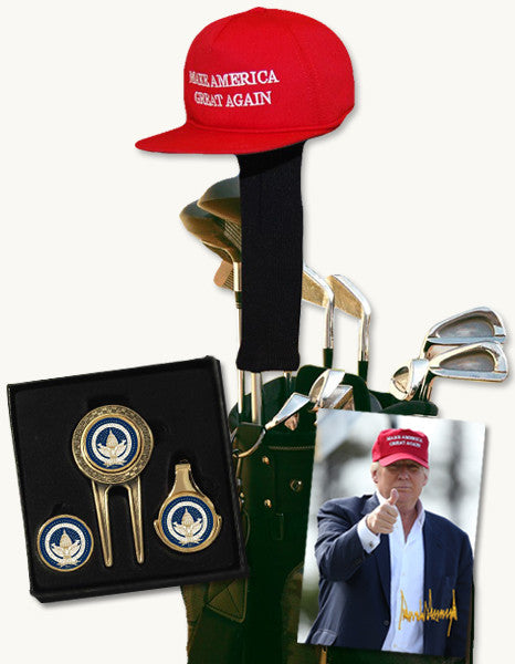 Trump Golf Bundle