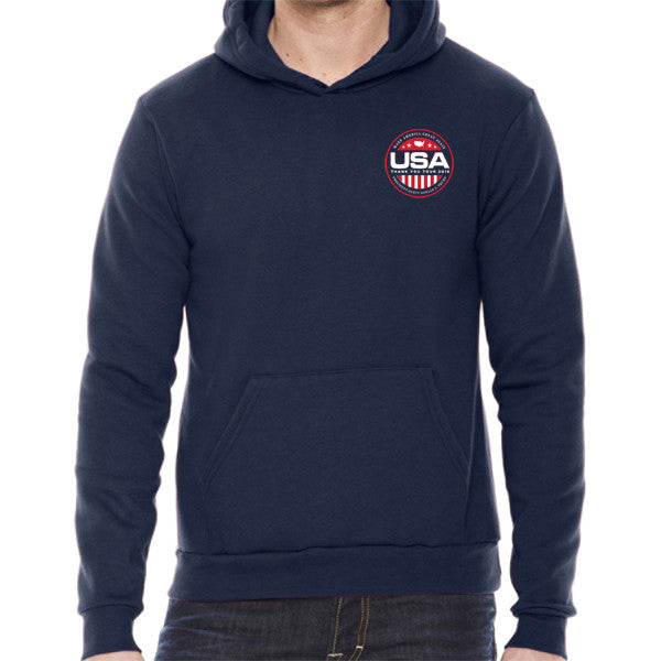 Official USA Thank You Tour 2016 Hooded Pullover - Medium