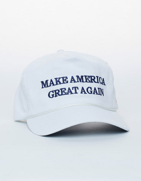 Trump Presidential Cap - Navy/White