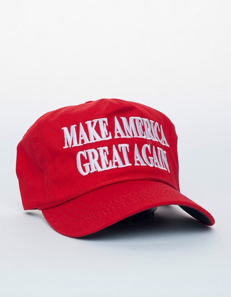 Make America Great Again Cap - Red