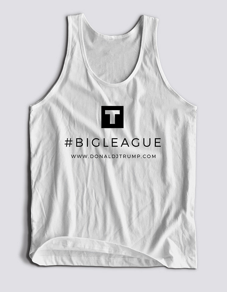 #BigLeague Men's Tank - Large