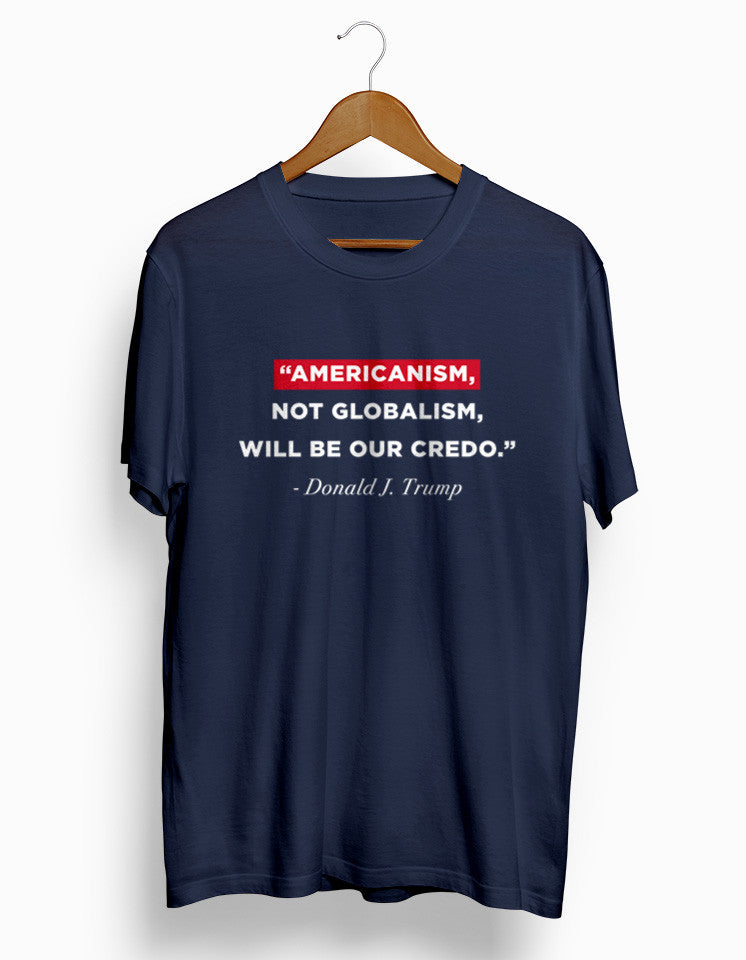 Americanism Creed Men's Tee - Small