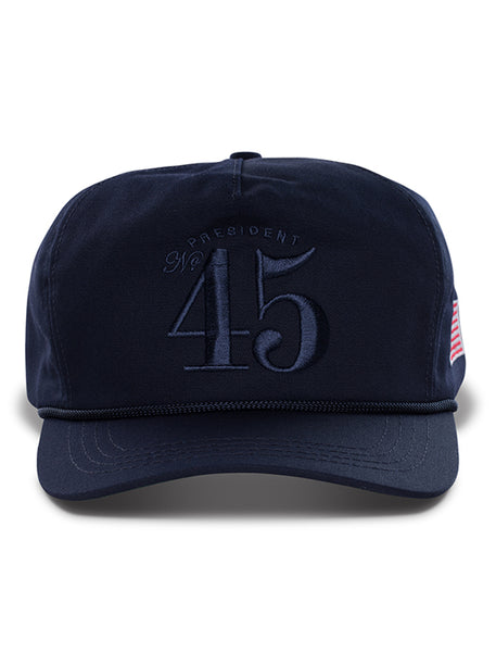Official 45th President Hat - Navy