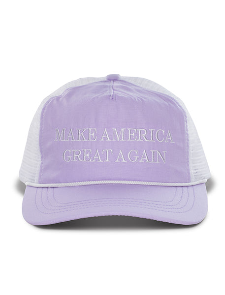Official Donald Trump Make America Great Again Hat - Lavender