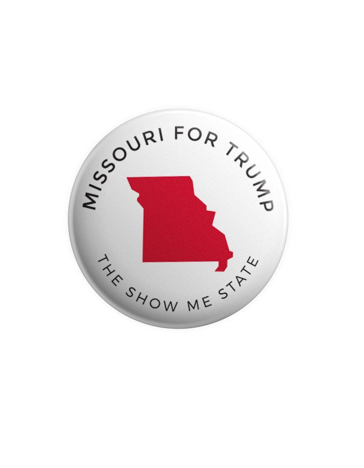 Missouri Shirt & Buttons Bundle