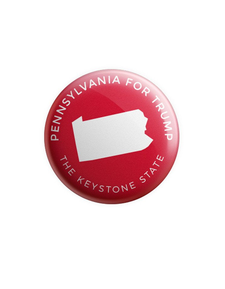 Pennsylvania Shirt & Buttons Bundle