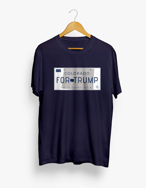 Colorado for Trump Tee - X-Large