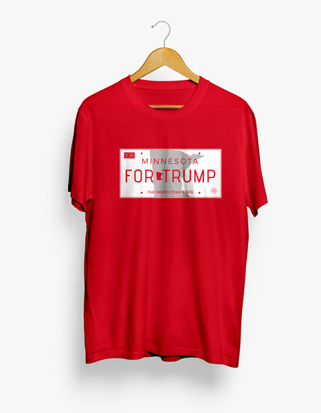 Minnesota for Trump Tee - 3XL
