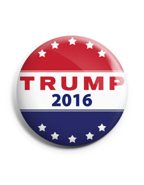 Trump 2016 Campaign Buttons – Set of 2