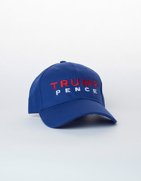 Official Trump-Pence Structured Cap - Royal