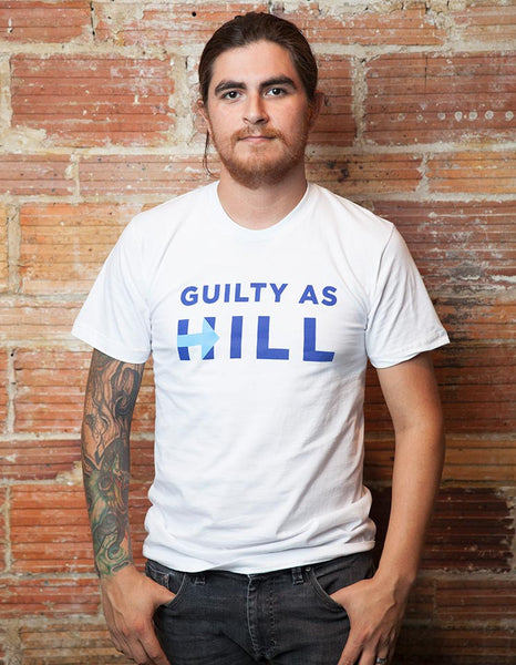 Guilty as Hill Men's Tee