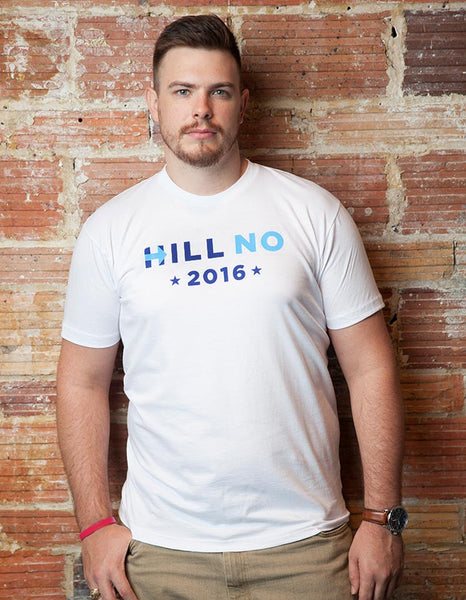 Hill No Men's Tee