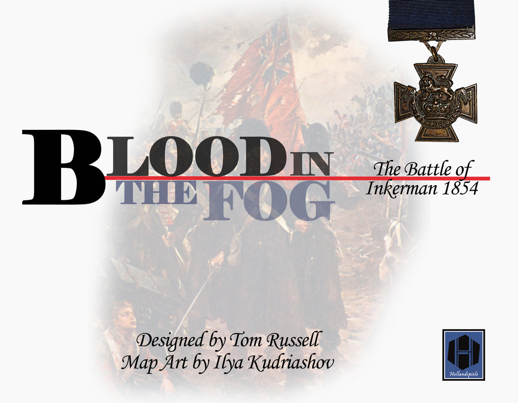 DESIGNER'S NOTES: BLOOD IN THE FOG (by Tom Russell)