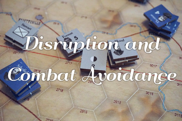 DISRUPTION AND COMBAT AVOIDANCE (by John Theissen)