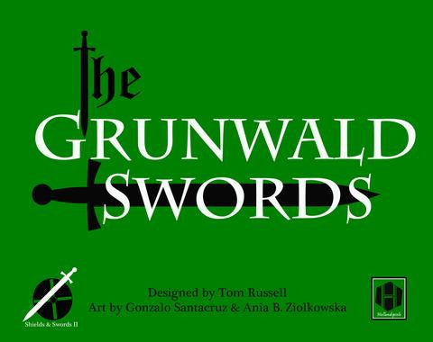 COVER STORY: THE GRUNWALD SWORDS (by Tom Russell)