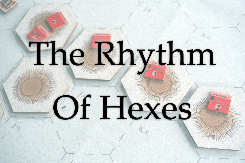 THE RHYTHM OF HEXES (by Tom Russell)