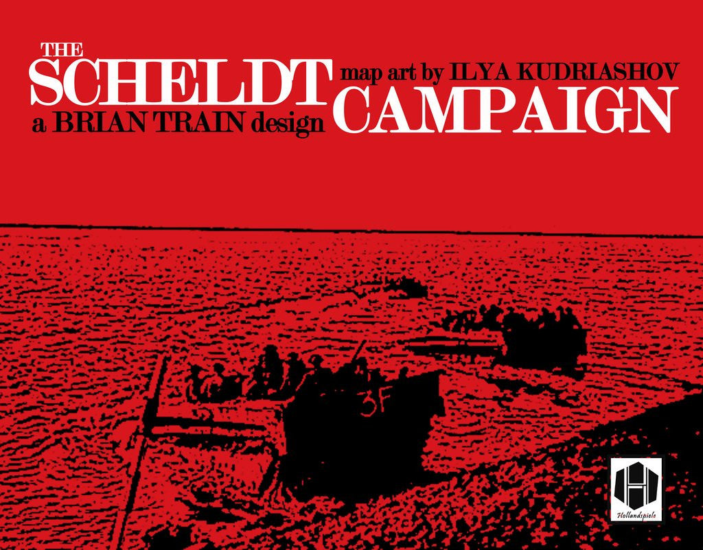 DESIGNER'S NOTES: THE SCHELDT CAMPAIGN (by Brian Train)