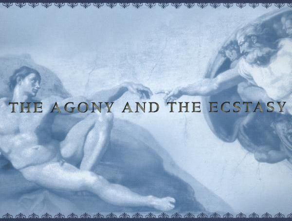 THE AGONY AND THE ECSTASY (by Tom Russell)