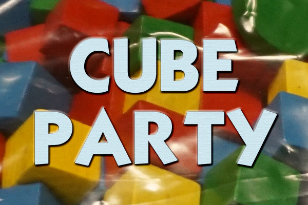 ANOTHER CUBE PARTY!!!