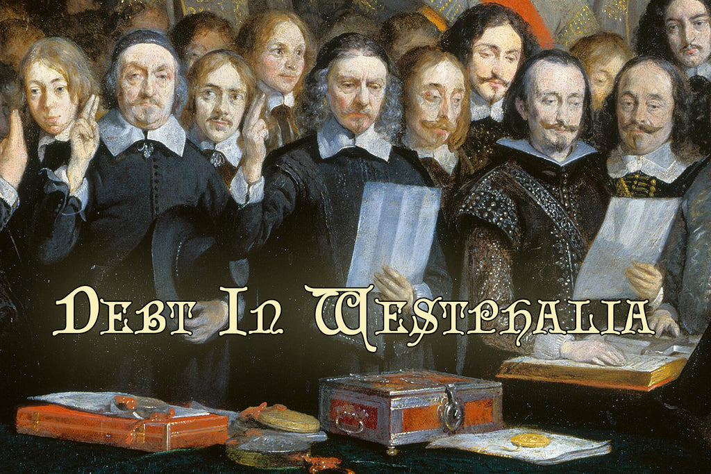 DEBT IN WESTPHALIA (by Tom Russell)