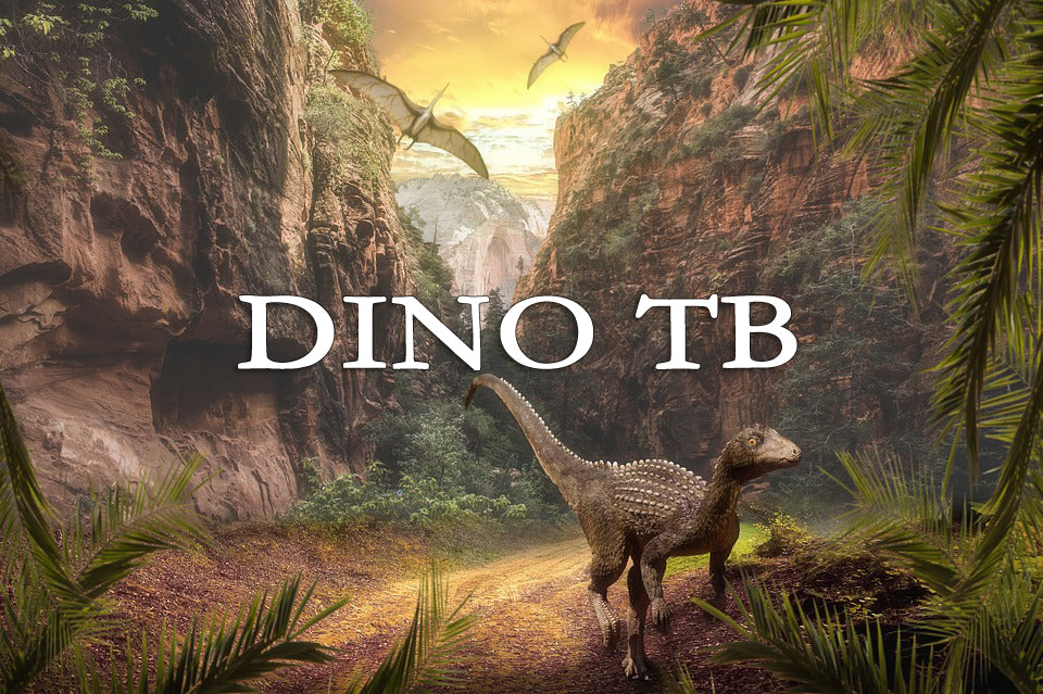 DINO TB (by Tom Russell)