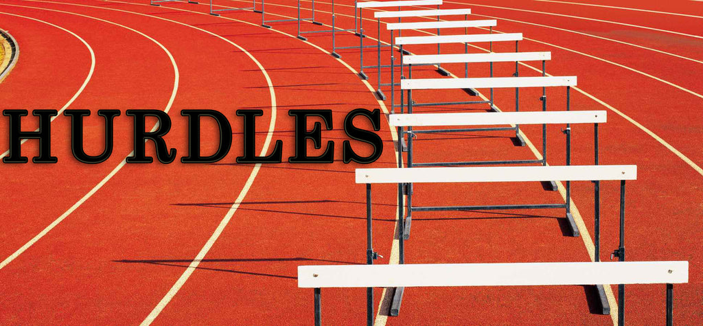 FROM THE ARCHIVES: HURDLES (by Tom Russell)