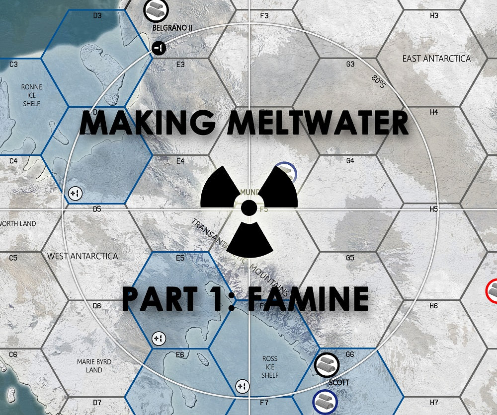 MAKING MELTWATER, PART 1: FAMINE (by Erin Lee Escobedo)