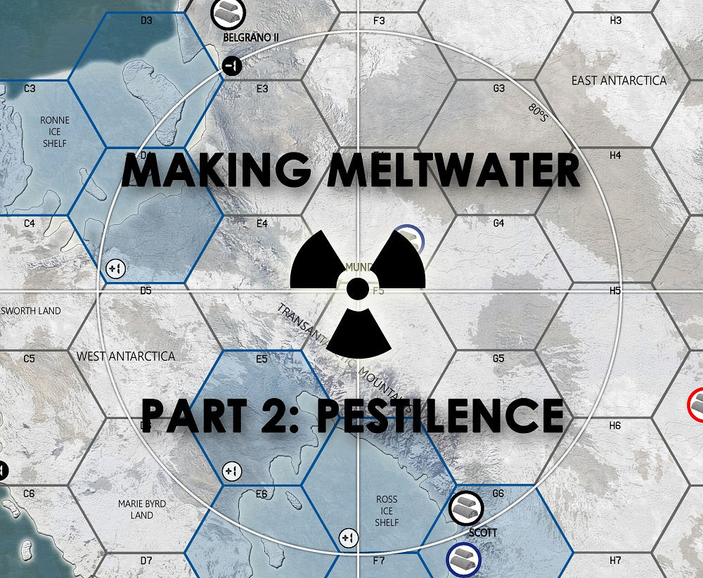 MAKING MELTWATER, PART 2: PESTILENCE (by Erin Lee Escobedo)