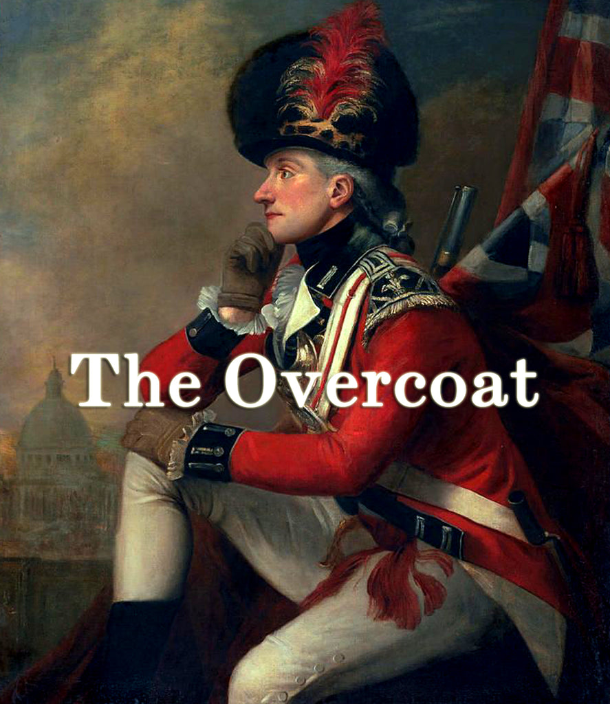 THE OVERCOAT (by Tom Russell)
