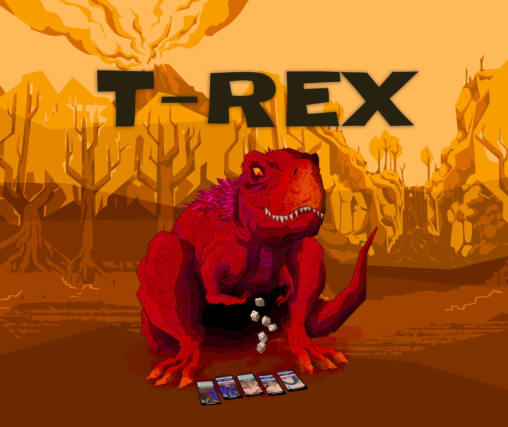 T-REX (by Tom Russell)