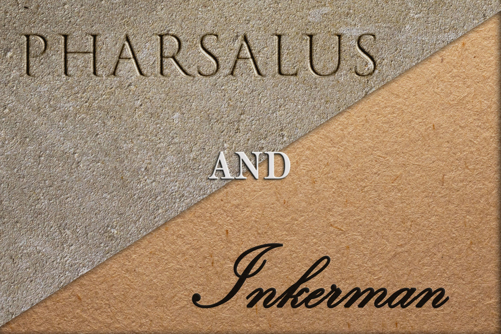 PHARSALUS AND INKERMAN (by Tom Russell)