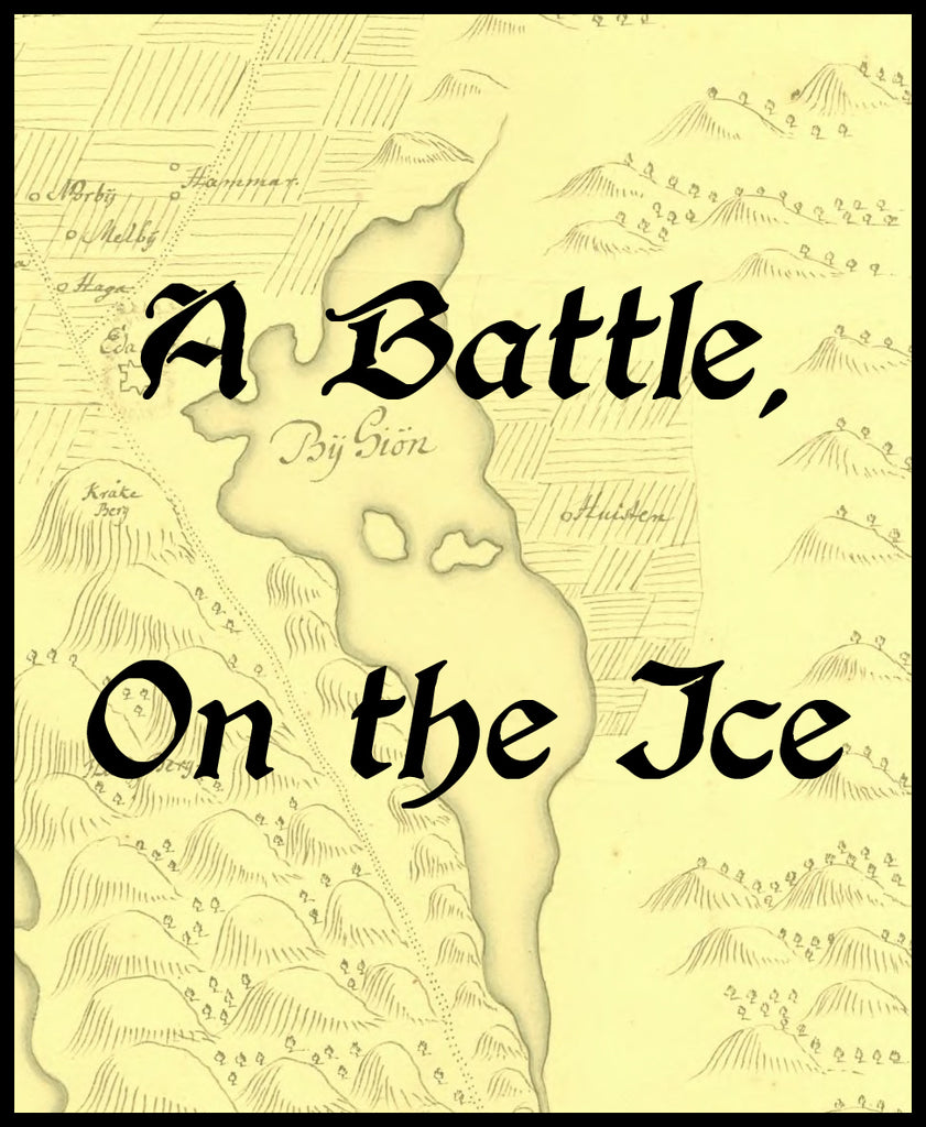 A BATTLE, ON THE ICE (by Tom Russell)