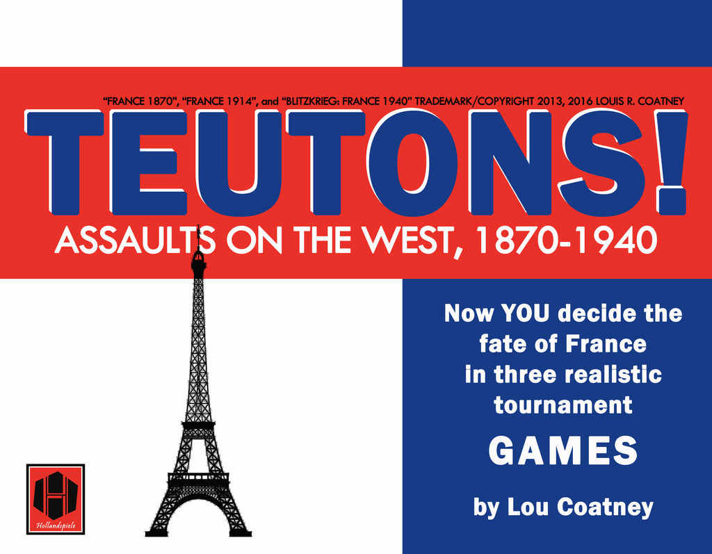 COVER STORY: TEUTONS! (by Tom Russell)
