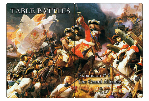 Table Battles Expansion No. 5: The Grand Alliance