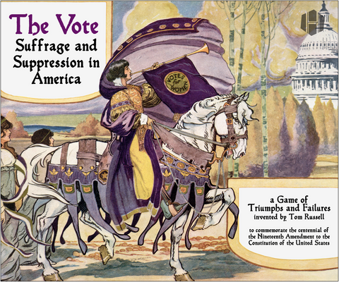 The Vote: Suffrage and Suppression in America