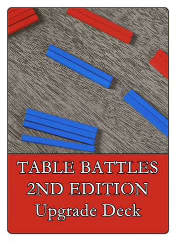 Table Battles Upgrade Deck
