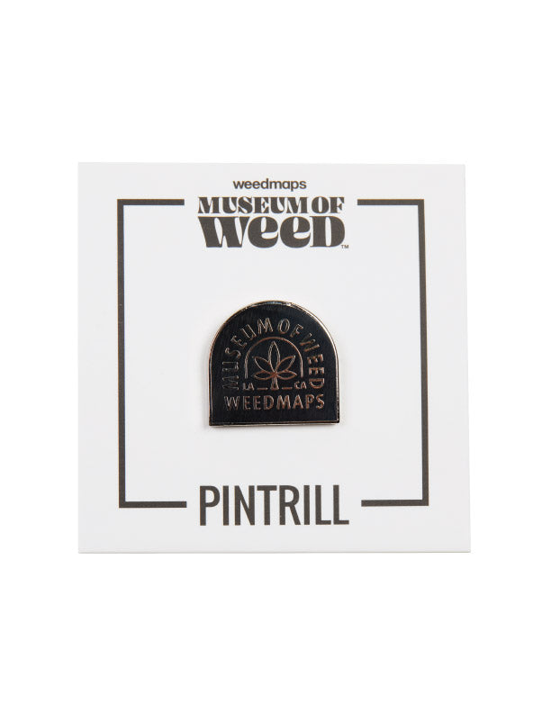 Weedmaps Sign Pin WMMW