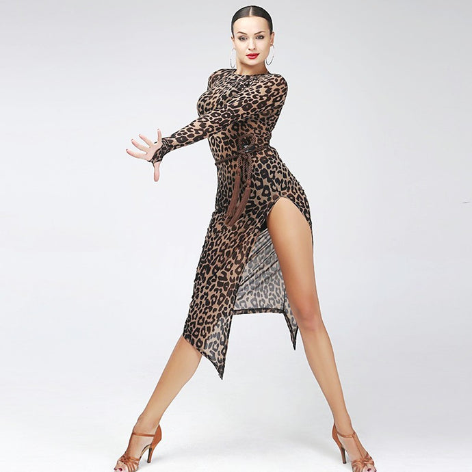 New Latin Dance Wear