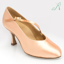 Ray Rose 116A Rockslide | Light Flesh | Ballroom Dance Shoe