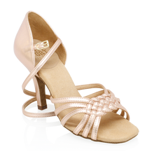 Ray Rose H869-X Moonglow Xtra | Rose Gold | Ladies Latin Dance Shoes